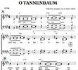 Thumbnail O Tannenbaum - Sheet Music for mixed Choir
