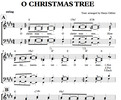 Thumbnail O christmas tree - Sheet Music for mixed choir