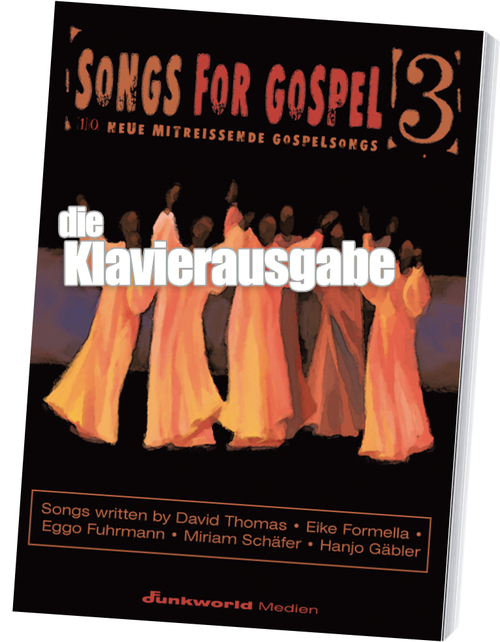 Product picture Songs for Gospel 3 - Piano Sheet Music